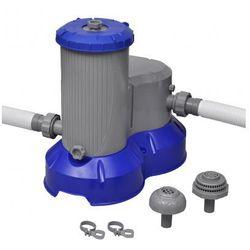 Bestway Flowclear pompa filtrująca 2500 gal/h Zapisz się do naszego Newslettera i odbierz voucher 20 PLN na zakupy w VidaXL!