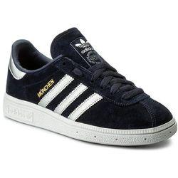 huge discount 0446d 047a9 Buty adidas - Munchen CQ2321 TrabluMsilveFtwwht