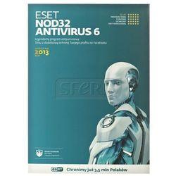 Oprogramowanie antywirusowe ESET NOD32 Antivirus Upgrade - 1 STAN/12M - 5907758061312