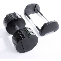 Personality Gym Quick Load compact dumbbells