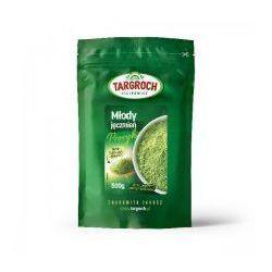 zielony jęczmień gorvita w proszku