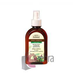 GREEN PHARMACY Eliksir do włosów przeciw wypadaniu włosów odżywka na wypadanie włosów łysienie 250ml