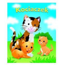 Kociaczek Książeczka z pacynką