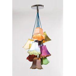 Kare design :: Lampa Saloon Flowers 9 - Kare design :: Lampa Saloon Flowers 9 ||kolorowa 9 kloszy