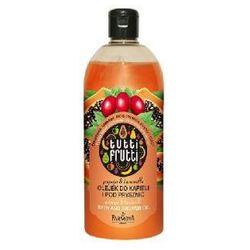 Farmona Tutti Frutti Olejek do kąpieli Papaja & Tamarillo 500ml