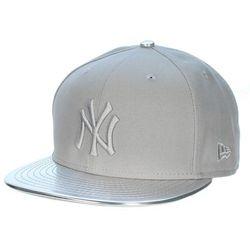 czapka z daszkiem New Era 59F Meddled MLB New York Yankees - Gray