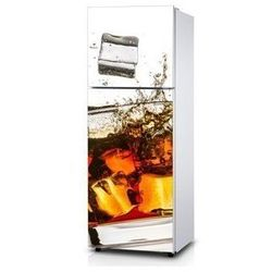 Naklejka na lodówkę - Drink - Naklejka laminowana
