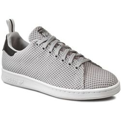Buty adidas - Stan Smith CK S80046 Lgsogr/Lgsogr/Cblack
