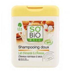 SO BiO Delikatny szampon do włosów suchych i normalnych