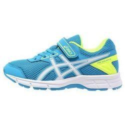 ASICS PRE GALAXY 9 Obuwie do biegania treningowe blue jewel/white/safety yellow