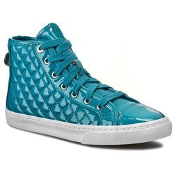 Sneakersy GEOX - D New Club A D4258A 000HH C4015 Turquoise