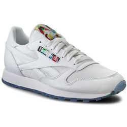 Buty Reebok - Cl Leather Bf AR1685 White-Ice