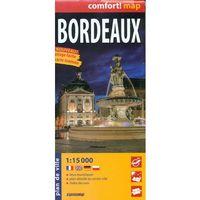 Bordeaux Laminowany Plan Miasta 1:15 000 (opr. miękka)