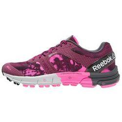 Reebok CROSSFIT ONE CUSHION 3.0 Obuwie do biegania treningowe berry/pink/black/grey