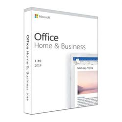 Microsoft Office Home & Business 2019 - ESD - Faktura VAT 23%