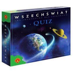 Alexander, gra edukacyjna Wszechświat, wielki quiz
