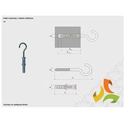 SX 12 7,5/5x67 hak rozporowy (100szt)