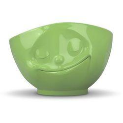 58Products - Miseczka - szczęśliwa buźka - zielona - 500 ml