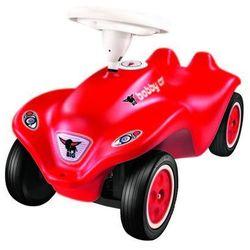 Big, Jeździk dziecięcy, New Bobby Car,Czerwony Darmowa dostawa do sklepów SMYK