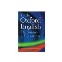 Little Oxford English Dictionary&Thesaurus 2nd Edition (opr. twarda)