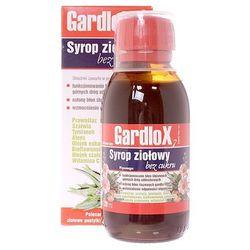 GardloX 7 Syrop ziołowy z miodem witaminą bez cukru