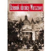DZIENNIK OBROŃCY WARSZAWY WRZESIEŃ 1939 TW (opr. twarda)