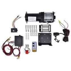 vidaXL Wciągarka elektryczna 12 V (1360 kg) sterowanie bezprzewodowe Darmowa wysyłka i zwroty