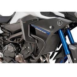 Deflektory boczne chłodnicy do Yamaha MT-09 Tracer (czarny mat)