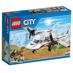 Lego City Samolot ratowniczy