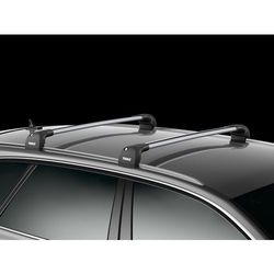Bagażnik do BMW X1 5d (F48) od 2016- dachowy Thule Wingbar Edge 9595, kit 4023