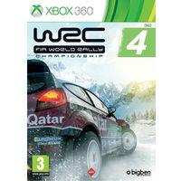 WRC Fia World Rally Championship 4 (Xbox 360)
