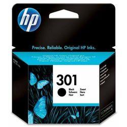 HP oryginalny ink CH561EE#301, No.301, black, 190s, blistr, HP HP Deskjet 1000, 1050, 2050, 3000, 3050