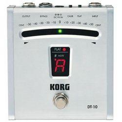 Korg DT-10 - tuner gitarowy