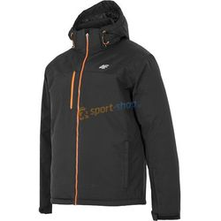 Kurtka narciarska męska KUMN010 4F (czarny)