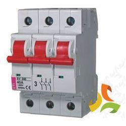 Rozłącznik izolacyjny 80A 400V SV 380 002423315 ETI
