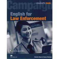 Campaign English for Law Enforcement Student's Book (podręcznik) (opr. miękka)