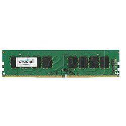 Pamięć RAM Crucial 8GB DDR4-2400 UDIMM, NON-ECC, CL17, 1.2V - CT8G4DFS824A