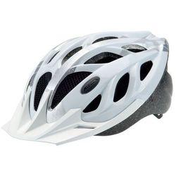 ALPINA Tour 3 - Kask rowerowy, 52-57cm - White-Silver (52-57cm)