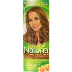 Joanna Naturia Color Farba do włosów Słodkie Cappuccino nr 240
