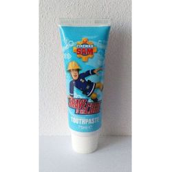 FIREMAN SAM TOOTHPASTE 75 ml - Pasta do zebów strażak sam