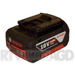 Bosch Akumulator Li-Ion GBA 18 V/6,0 Ah, Akku czarny Darmowy transport od 99 zł | Ponad 200 sklepów stacjonarnych | Okazje dnia!