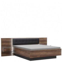 Łóżko + szafki nocne Bellevue BLQL161B Forte