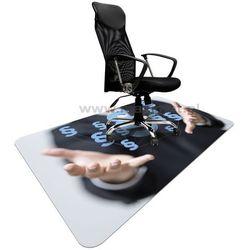 Podkładka ochronna ze wzorem DLA PRAWNIKA 036 - pod krzesło - 120x180cm - grubość. 1,3mm