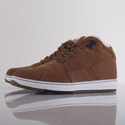 K1X buty zimowe Allxs Sport le dark honey / red (1000-0204/7604)