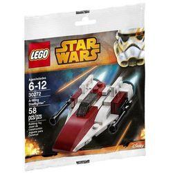 Lego A-WING STARFIGHTER KLOCKI MINI BUILDS 30272 a-wing starfighter klocki mini builds 30272