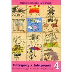 Przygody z Lekturami Klasa 4 (opr. miękka)