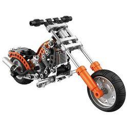 Meccano Klocki konstrukcyjne - motocykl Chopper 2in1 - 250 elementów 6023639