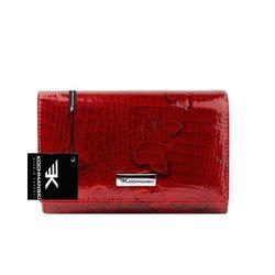 6b34411e4f6b1 portfele portmonetki portfel dragon damski skorzany wloski na ...