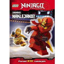 Lego ® Ninjago. Zadanie: Naklejanie!