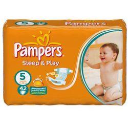 Pampers Sleep&Play VP junior Pieluszki rozm. 5 (11-25 kg) 42 szt.